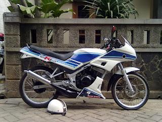 Motor Langka Suzuki