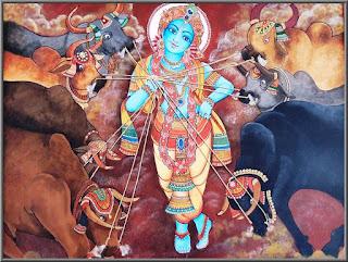 श्रीकृष्ण की दुर्लभ कथा। Rare story of Lord Krishna.