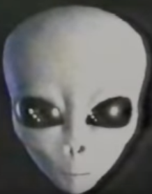 This is the image said to look like or be J-Rod the Alien Grey.