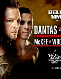 """Bellator MMA Live"" Bellator 166 – Dantas vs. Warren 2"
