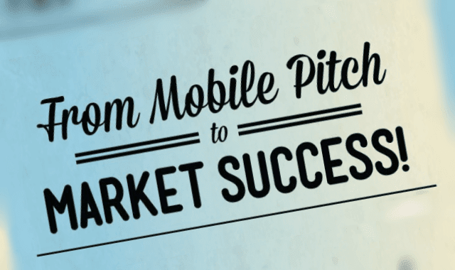 From Mobile Pitch To Market Success