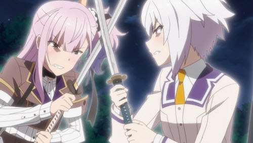 Toji no Miko Episode 07 Subtitle Indonesia