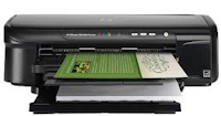 Service Error Printer HP Officejet 7110