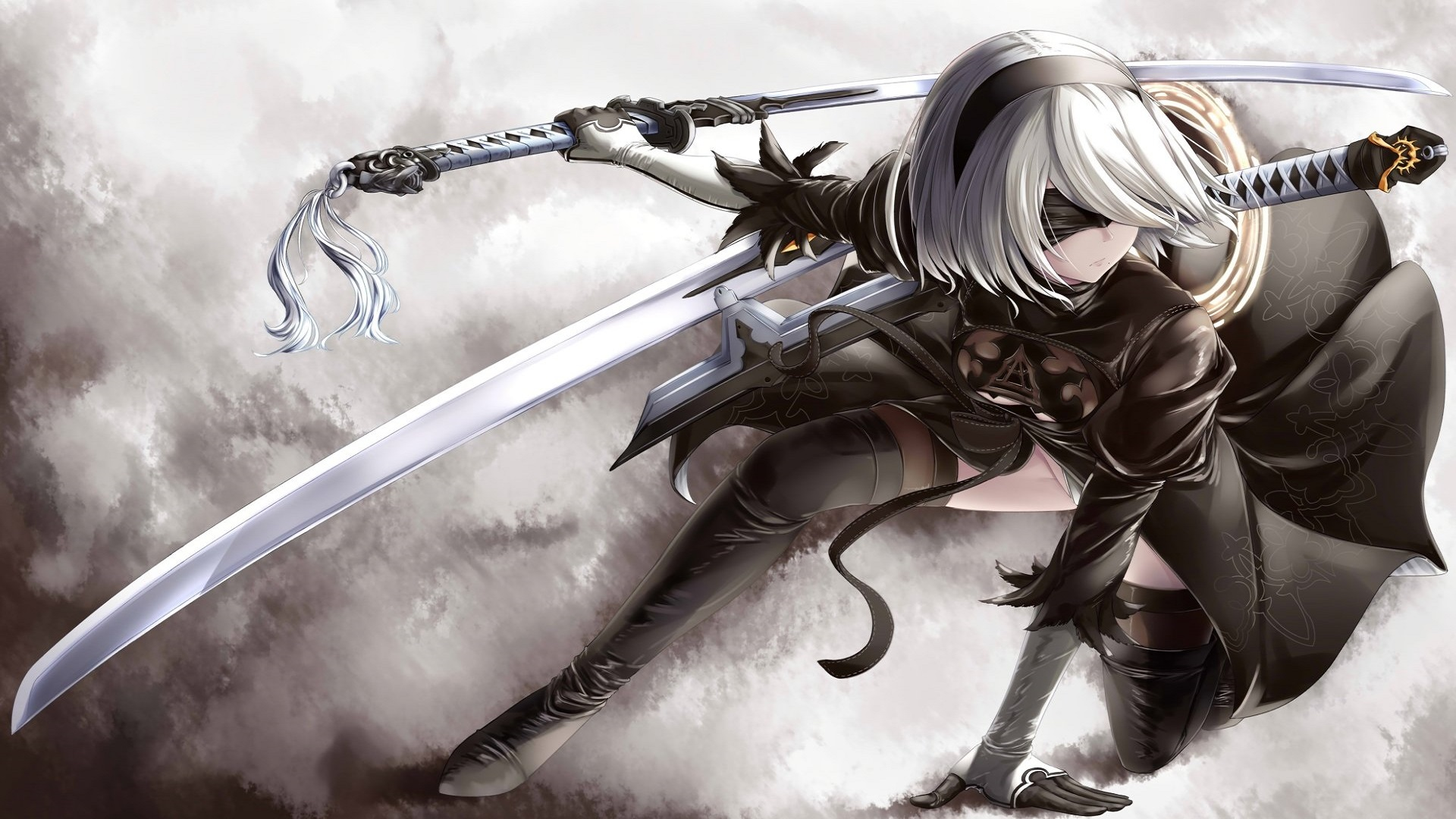 Hd wallpaper nier automata - Nier Automata Hd Wallpaper