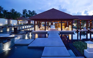 Grand Hyatt Bali Hotel in Nusa Dua Beach