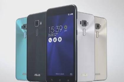 Cara install ulang atau flashing Asuz Zenfone 4 selfie pro Z01M