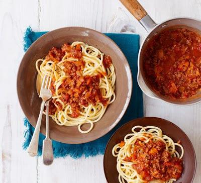 Resepi Spaghetti Bolognese Prego Citarasa Malaysia