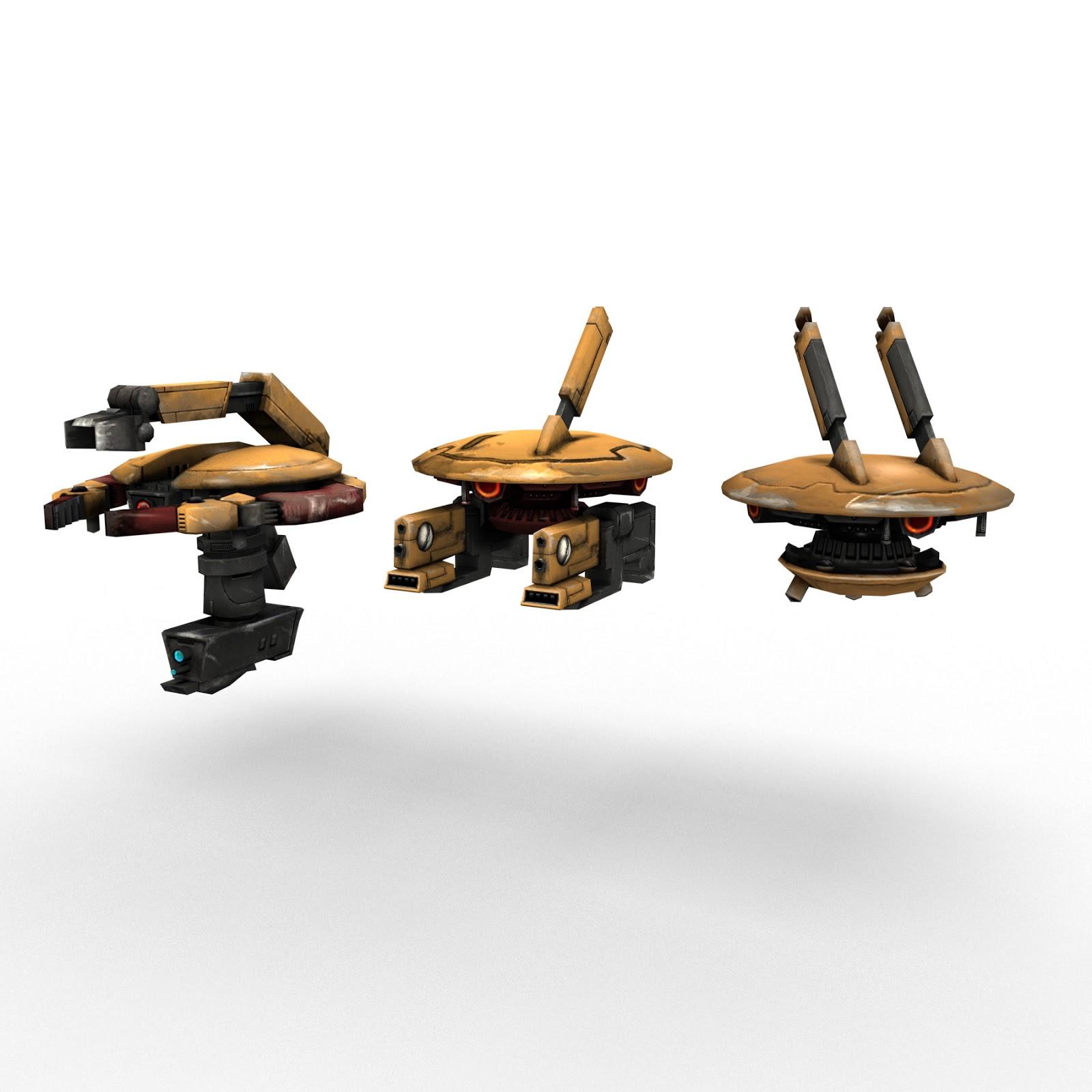 the black hole robots drones - photo #47