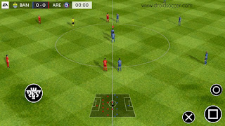 FTS Mod FIFA16 Marco Reus Edition Apk + Data Android