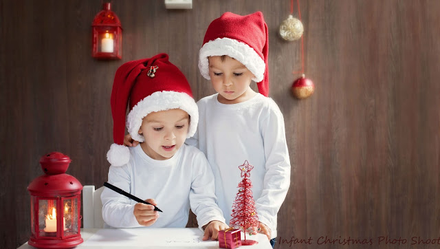 5 Effective Tips for Infant Christmas Photo Shoot