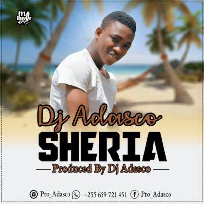 Download Audio | DJ Adasco - Sheria (Singeli)