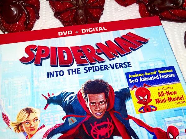 Spider-Man: Into the Spider-Verse Chocolate Strawberries