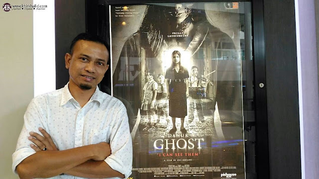 Ghost-Danur: I Can See Them, antenna entertainment,