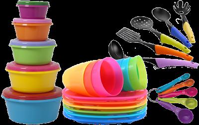 Nutriendo jl otros materiales en los utensilios de cocina for Utensilios del hogar