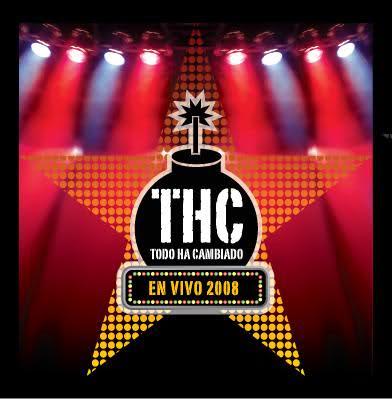 THC - En vivo 2008 (2008)
