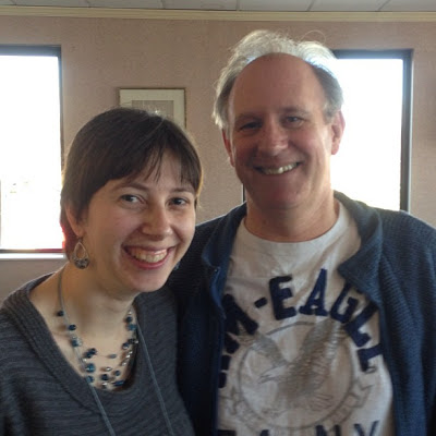 peter davison, doctor who, mysticon, kristen bradford, fifth doctor