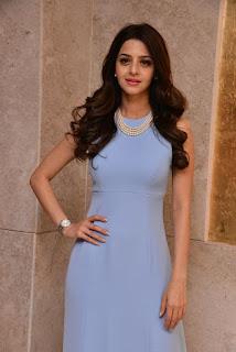 Vedhika at Kanchana 3 Movie Pre Release Event