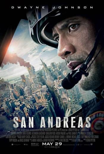 Terremoto La Falla de San Andrés DVDRip Latino