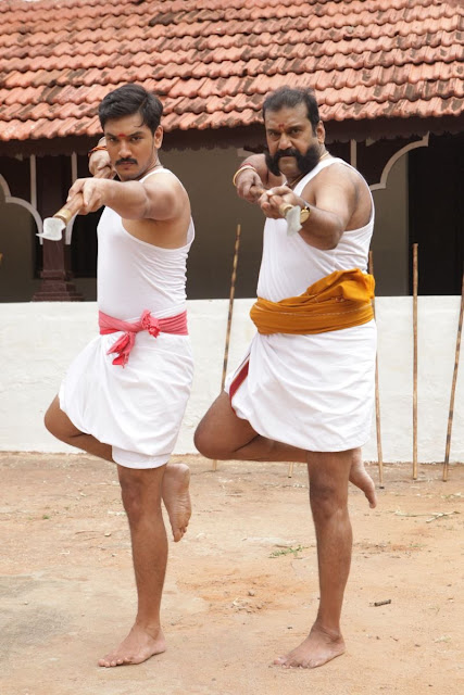 Muthuramalingam Tamil Movie Working Stills