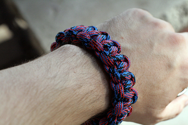 unisex, bracelet, pulsera, cuerda, macrame, diys, manualidades