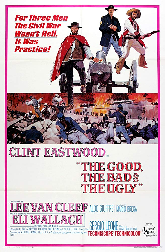The Good, the Bad and the Ugly 1996 English Movie Bluray 720p With Bangla Subtitle