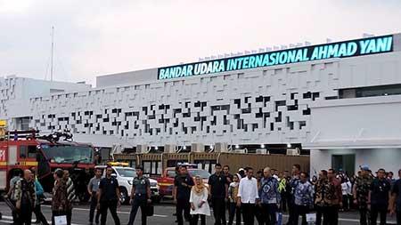 Cara Menghubungi Bandar Udara Internasional Ahmad Yani 24 Jam