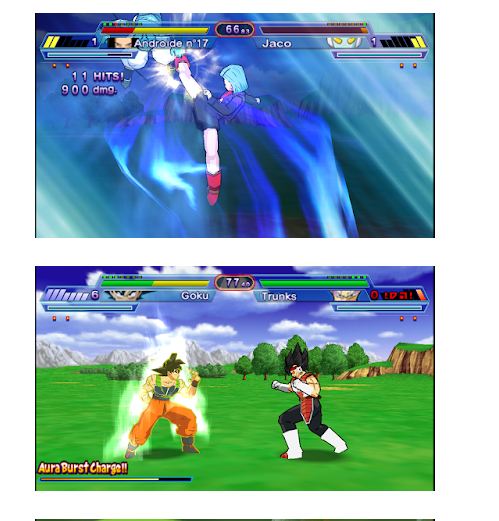 Download Dragon Ball Z - Shin Budokai 2 Fusions Mod CSO PSP PPSSPP
