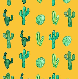 Kaktusowe murale