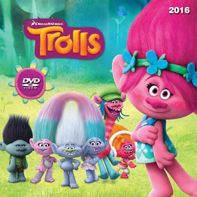 Trolls - [2016]