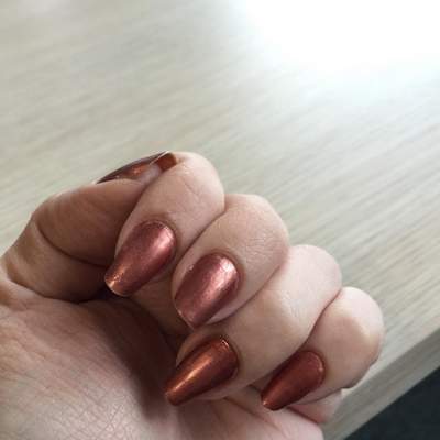 Goddess Picture Polish nail polish