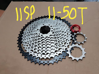 Sprocket 11 Speed 11-50T made in taiwan