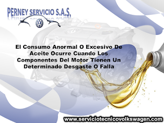 Cambio de Aceite  Volkswagen - Perney Servicio SAS Bogota