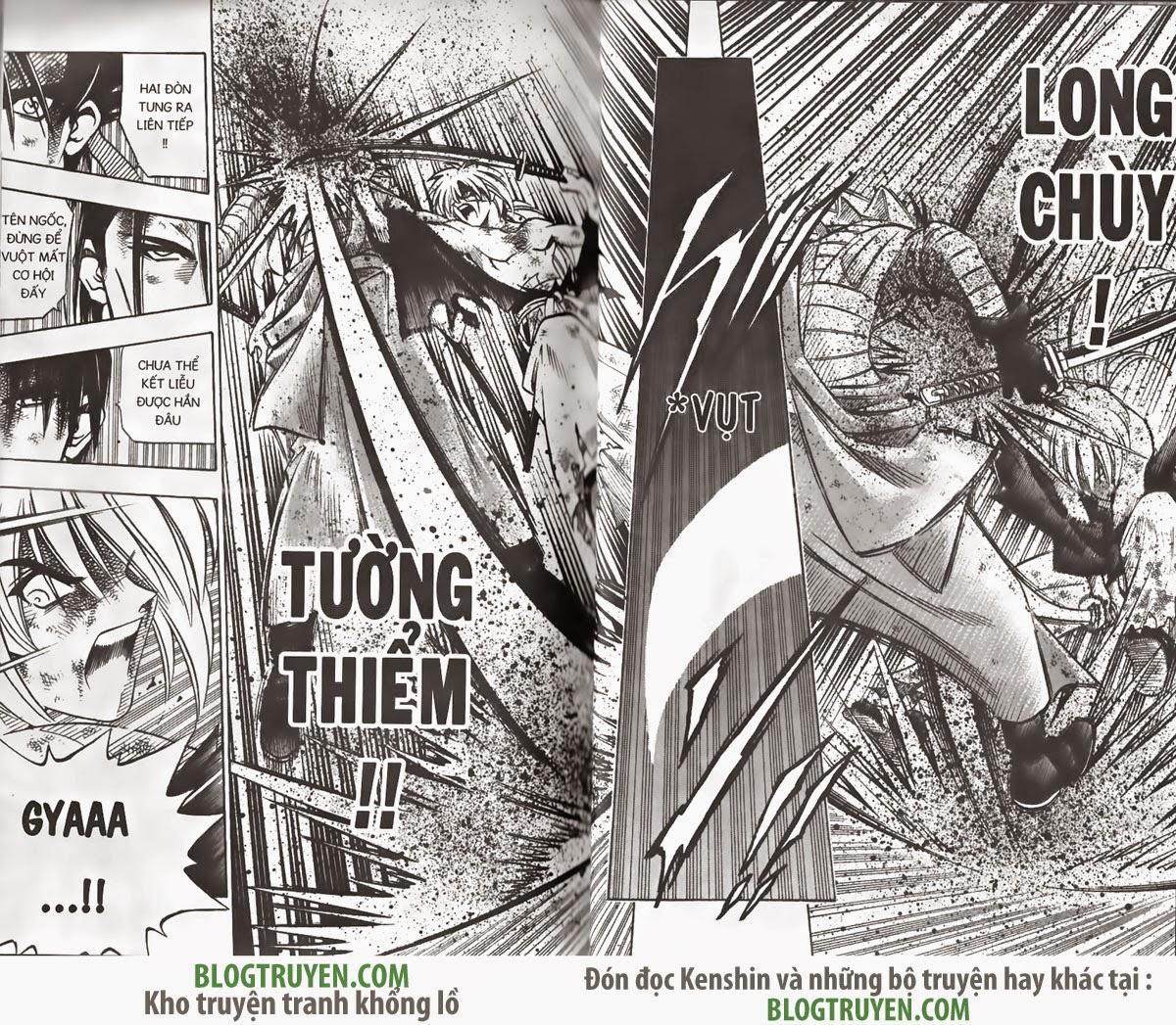Rurouni Kenshin chap 142 trang 5