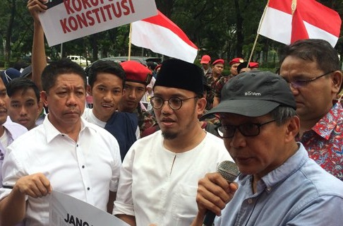 Andi Arief: Giliran Rocky Gerung Dipanggil Polisi, Netizen: Dahnil Gagal, Selanjutnya Bung Rocky