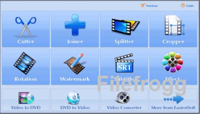 EasiestSoft Movie Editor Full
