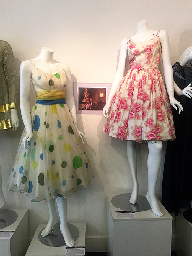 Hollywood Auction Mad Men dresses