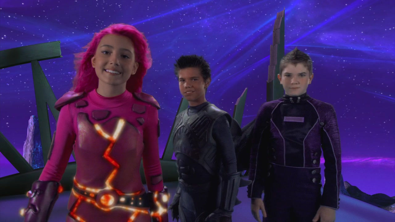 See sharkboy and lavagirl all grown up in new netflix picture