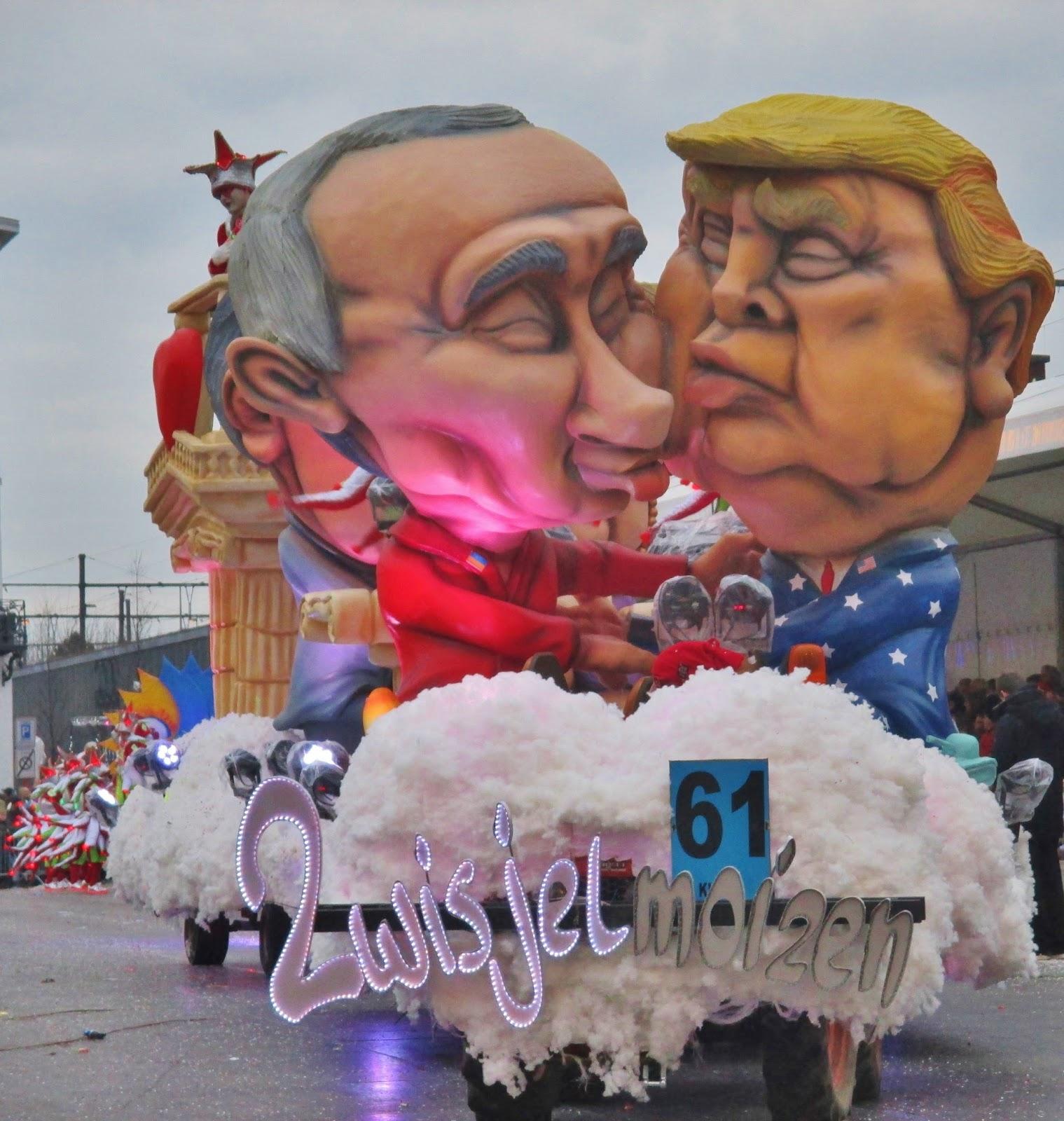 Carnaval Aalst foto- en videoblog: Aalst Carnaval