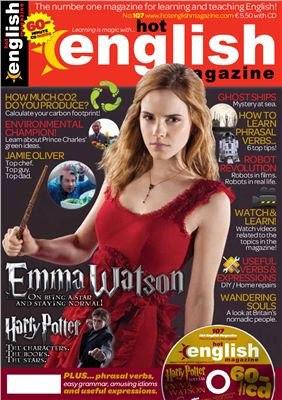 Hot English Magazine - Number 107