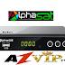 Alphasat GO! Nova Firmware  V1.1.8 - 19/07/2018