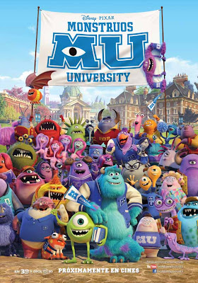 """Monstruos University"" (Dan Scalon, 2013)"