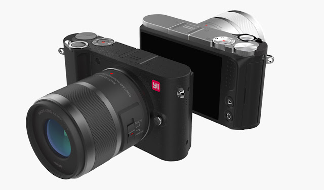 Xiaomi Yi M1Mirrorless