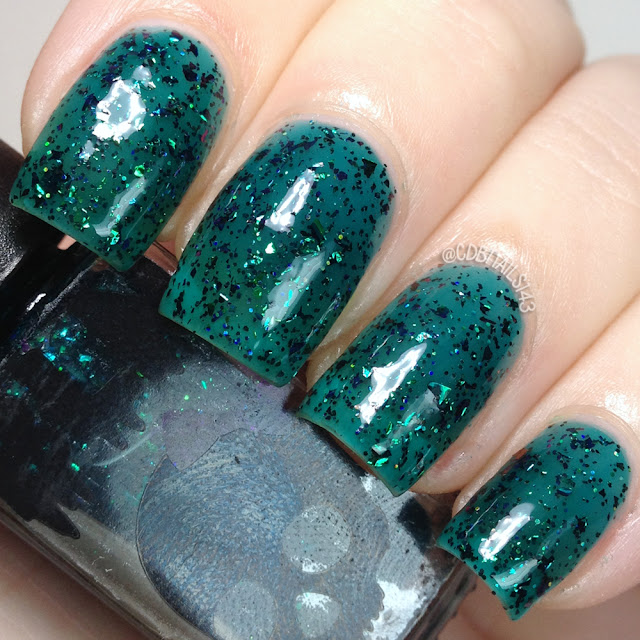 Black Label Nails-Alexandrite Day