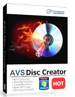 Descargar AVS Disc Creator Gratis Para Windows