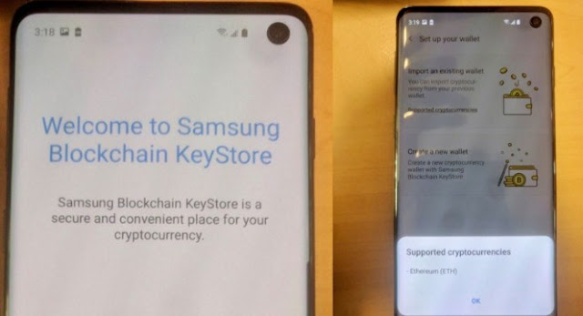 Samsung Galaxy S10 Could Expose Crypto to Millions of Tech Savvy Users