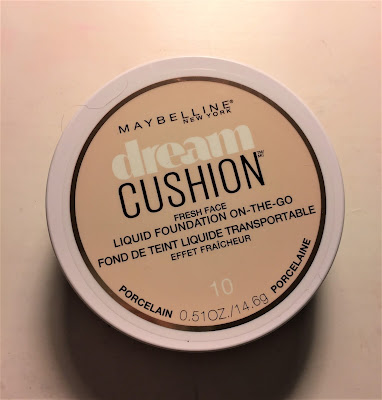 Maybelline Dream Cushion Liquid Foundation in Porcelain
