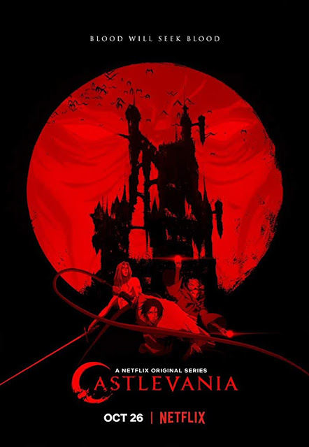 poster-netflix-segunda-temporada-Castlevania