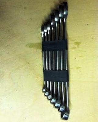0 diy karet ikat dari ban untuk kunci set