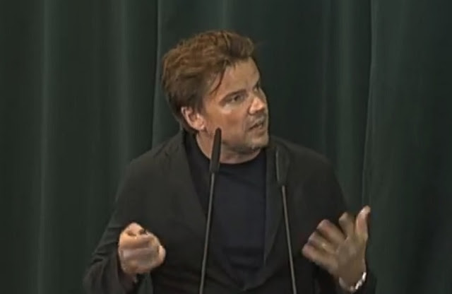 Bjarke Ingels: proud to be part of Tirana's transformation