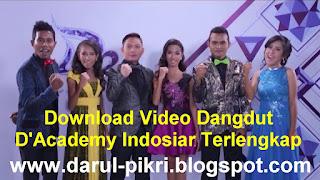 Download Video Dangdut D'Academy Indosiar Terlengkap